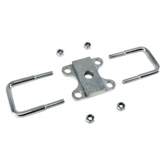 Vintage Parts® - Front U-Bolt and Clamp Plate Kit