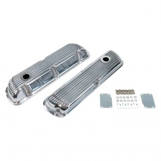 Vintage Parts® - Short Finned Valve Cover