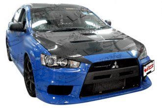 VIS Racing® - EVO X Style Front Bumper