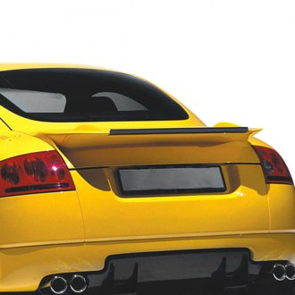 VIS Racing® - A Tech Style Fiberglass Rear Spoiler (Unpainted)