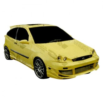 VIS Racing® - AVG Style Fiberglass Body Kit (Unpainted)