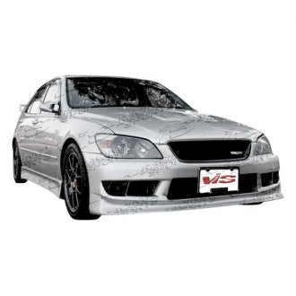 VIS Racing® - V Speed Style Fiberglass Front Bumper (Unpainted)