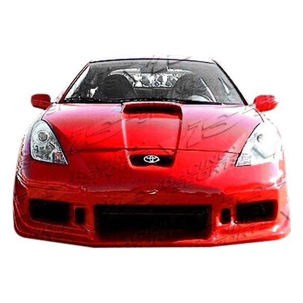 Toyota Celica 1994 1999 Invader Front Bumper: VIS Racing® 00TYCEL2DTRA-001