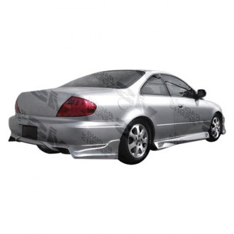 VIS Racing® - Demon Style Fiberglass Side Skirts (Unpainted)