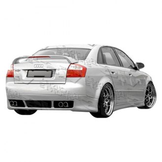 VIS Racing® - RS4 Style Fiberglass Side Skirts (Unpainted)
