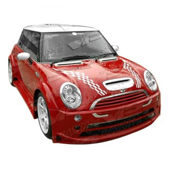 2004 Mini Cooper Body KitsGround EffectsCARiDcom
