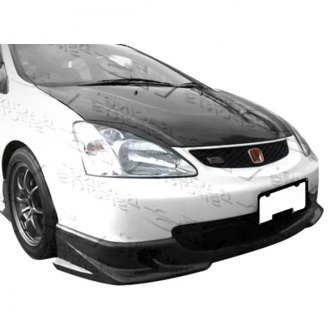 VIS Racing® - Techno R Style Front Bumper Lip