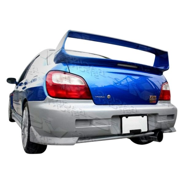 VIS Racing® - Tracer 2 Style Rear Bumper