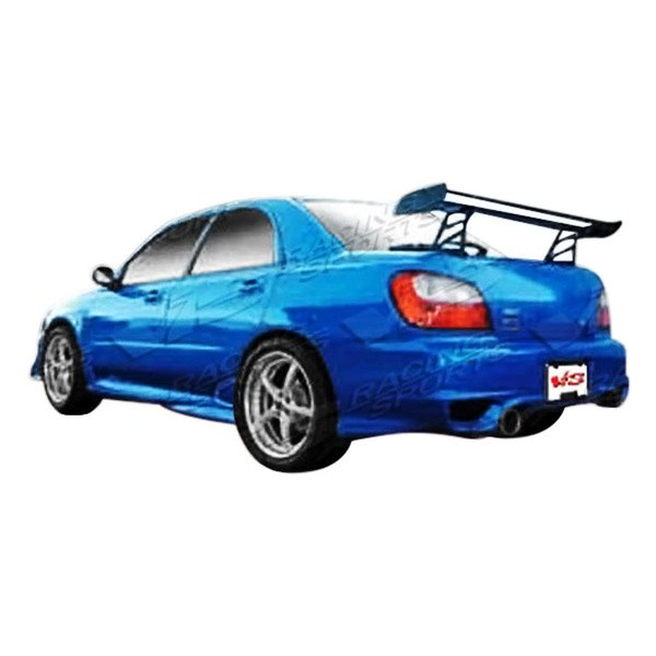 Image may not reflect your exact vehicle! VIS Racing® - Z Sport Style Fiberglass Rear Bumper (Unpainted)