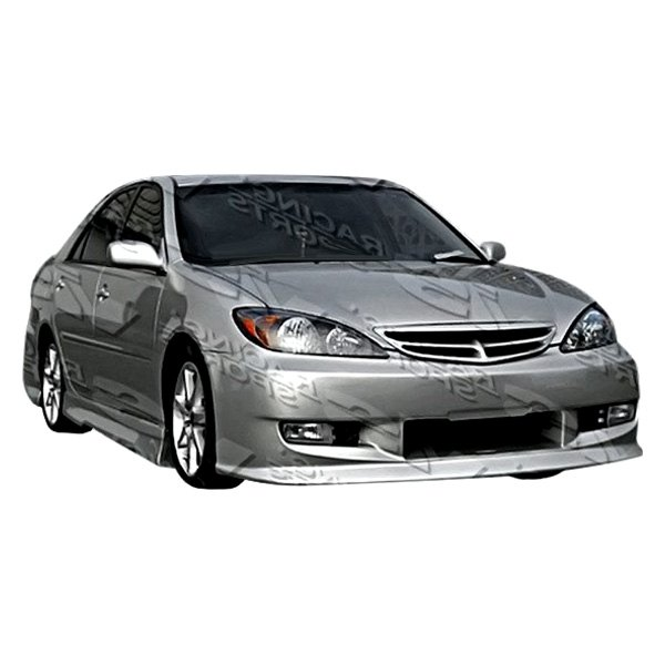 vis racing toyota camry 4 doors 2005 tsp style fiberglass bumpers. Black Bedroom Furniture Sets. Home Design Ideas