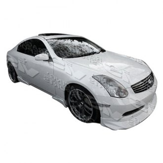 VIS Racing® - Invader Style Body Kit (Unpainted)