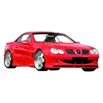 VIS Racing® - O Tech Style Fiberglass Body Kit (Unpainted)