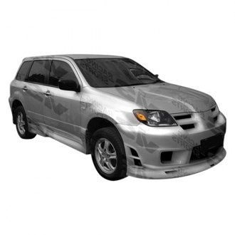 2005 mitsubishi outlander body kits ground effects. Black Bedroom Furniture Sets. Home Design Ideas