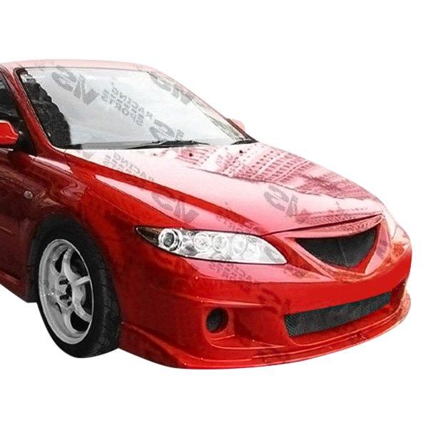 2005 Mazda Mazda6 Exterior: Mazda 6 2005 Cyber Style Fiberglass Body Kit