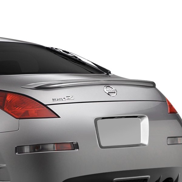 VIS Racing® - Techno R 3 Style Fiberglass Rear Lip Spoiler
