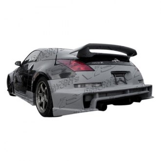 VIS Racing® - Z34 Conversion Style Fiberglass Body Kit (Unpainted)