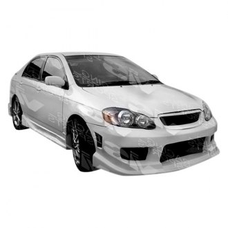 VIS Racing® - Striker Style Fiberglass Body Kit (Unpainted)