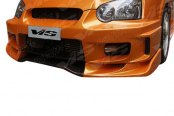 VIS Racing® - Z Speed 2 Style Front Bumper