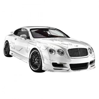 2005 bentley continental body kits ground effects. Black Bedroom Furniture Sets. Home Design Ideas