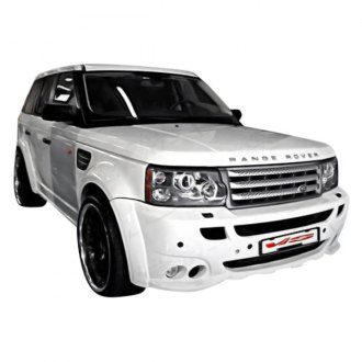 VIS Racing® - Euro Tech Style Fiberglass Body Kit (Unpainted)