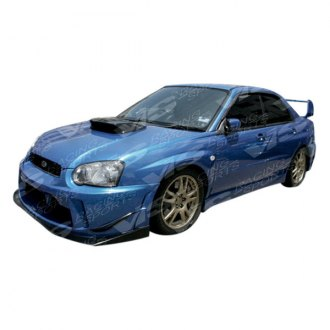 VIS Racing® - Z Sport Style Fiberglass Side Skirts (Unpainted)