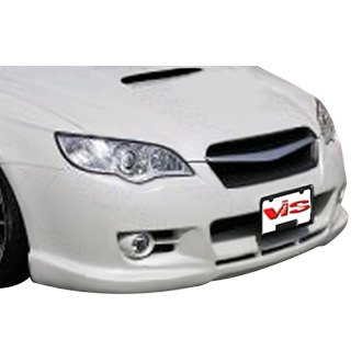VIS Racing® - Wings Style Fiberglass Bumpers (Unpainted)