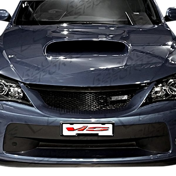 Image may not reflect your exact vehicle! VIS Racing® - Z Sport Style Fiberglass Front Bumper (Unpainted)