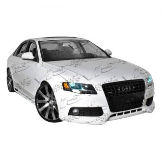 VIS Racing® - R Tech Style Fiberglass Body Kit (Unpainted)