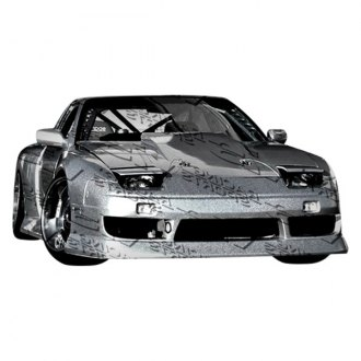 VIS Racing® - G Speed WB Style Fiberglass Body Kit (Unpainted)