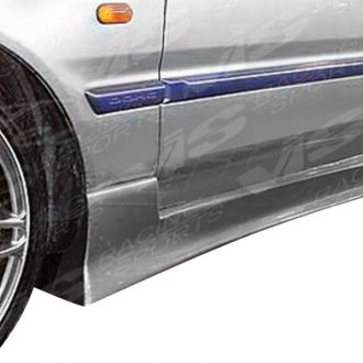 VIS Racing® - J Speed Style Fiberglass Side Skirts (Unpainted)