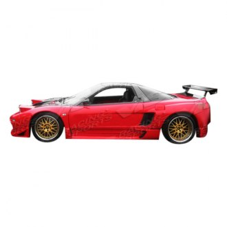 VIS Racing® - FX WideBody Style Fiberglass Side Skirts (Unpainted)