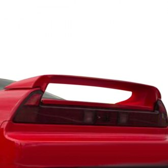 VIS Racing® - GT WideBody Style Fiberglass Rear Spoiler (Unpainted)
