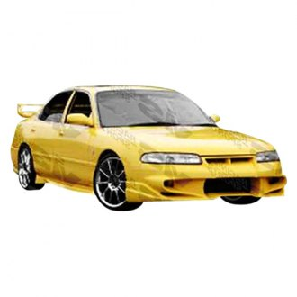 VIS Racing® - Invader Style Fiberglass Body Kit (Unpainted)