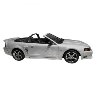 VIS Racing® - Wings Style Fiberglass Body Kit (Unpainted)