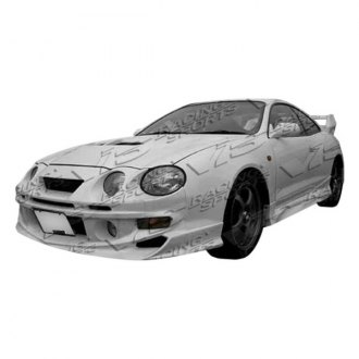 VIS Racing® - Xtreme Style Fiberglass Side Skirts (Unpainted)