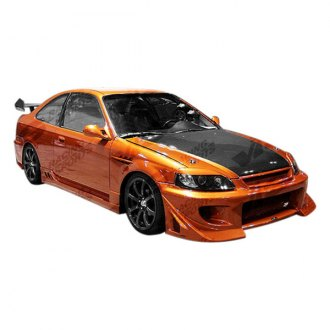 VIS Racing® - Battle Z Style Fiberglass Body Kit (Unpainted)