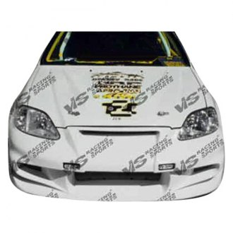VIS Racing® - Invader 6 Style Fiberglass Body Kit (Unpainted)