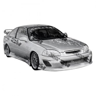 VIS Racing® - Techno R 2 Style Fiberglass Body Kit (Unpainted)