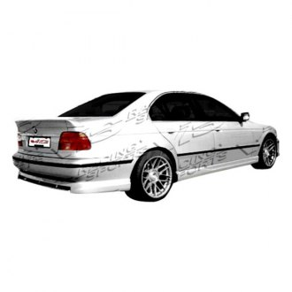 VIS Racing® - M Tech Style Fiberglass Side Skirts (Unpainted)