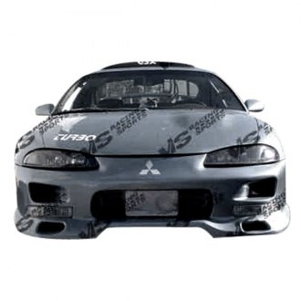 VIS Racing® - Invader 2 Style Fiberglass Front Bumper (Unpainted)