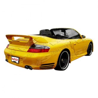 VIS Racing® - GT2 Style Fiberglass Side Skirts (Unpainted)