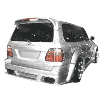 VIS Racing® - Outcast Style Fiberglass Side Skirts (Unpainted)