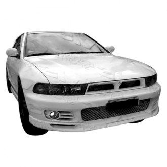 vis racing vr 4 style fiberglass body kit unpainted - Mitsubishi Galant 2002 Body Kit