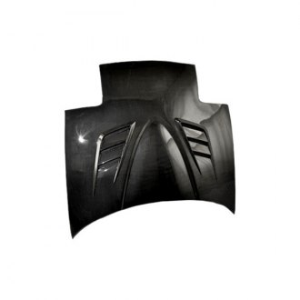 VIS Racing® - V Speed Style Carbon Fiber Hood