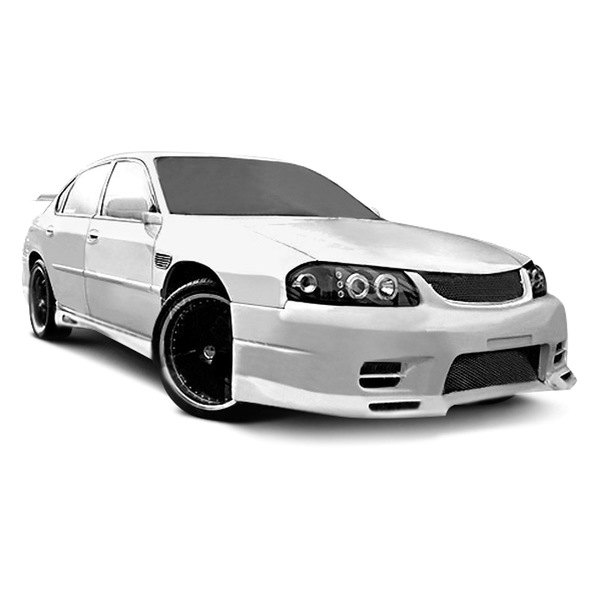 VIS Racing® - Omega Fiberglass Side Skirts