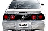 VIS Racing® - Omega Rear Lip