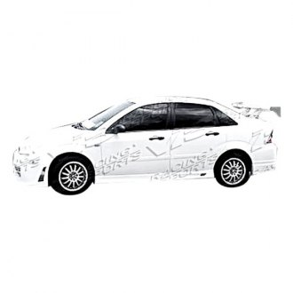 VIS Racing® - Tracer Style Side Skirts (Unpainted)