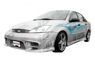 VIS Racing® - Wizdom Style Front Bumper