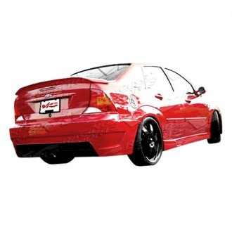 VIS Racing® - Viper Style Side Skirts (Unpainted)