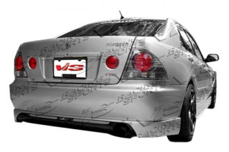 VIS Racing® - Wize Rear Lip